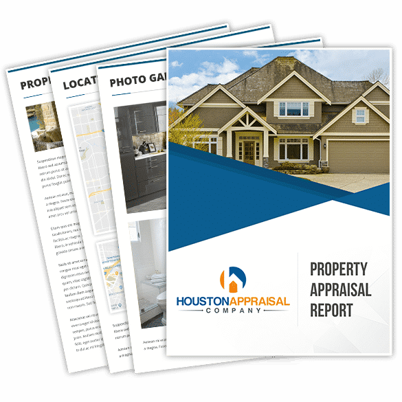 sample property appraisal report